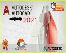 ✅Autodesk Autocad 2021 ✅ Full Version ✅ Lifetime License ✅ Fast Delivery