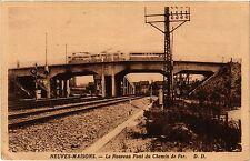 CPA Neuves Maisons - Le Nouveau Pont du Chemin (276978)