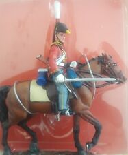 Del prado guerras napoleónicas Waterloo 1:32 de caballería reyes dragones alemán