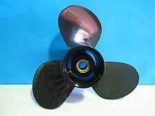 Size 11 1/4 x 14 TOHATSU 35-40-50-60-70 Propeller 3 Blade Aluminium Prop