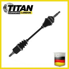 FOR NISSAN QASHQAI J10 RENAULT KOLEOS HY 2.0 dCi DRIVESHAFT LEFT SIDE NEAR SIDE
