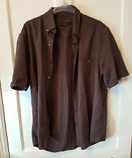 Collared Striped Regular NEXT Casual Shirts & Tops for Men