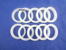 10 pcs of white silicon sealing ring sealing loop for vacuum tube 47mm,for solar
