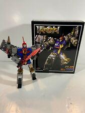 Fan Toys Soar FT-05 Transformers Masterpiece Swoop MIB 100% Complete Dinobots