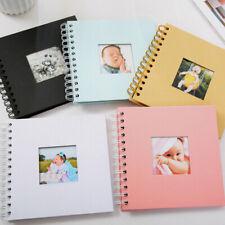 DIY Photo Baby Growing Family Lovers Birthday Memory 6 inches Album Scrapbook