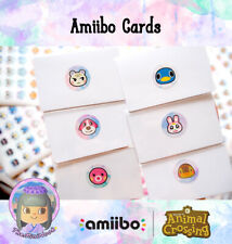 🌱Animal Crossing Amiibo Cards Customised w/ Cute Design - SPECIAL DISCOUNT 🔥