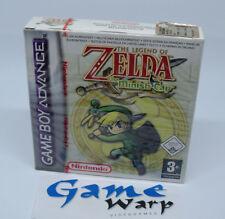 Zelda The Minish Cap (GBA) - PAL - NUOVO - NEW SEALED
