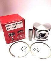 HUSQVARNA 371, 371XP, 372 372XP PISTON & RINGS, 50MM, # 503939271, 2 RING PISTON
