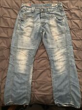 Duck & Cover LEAD Jeans 34W 32L RRP £84.95