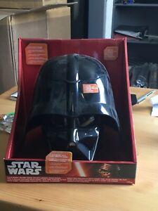 star wars darth vader biscuit helmet sound ativated