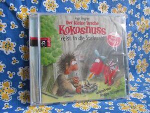 CD der kleine Drache Kokosnuss reist in die Steinzeit OVP