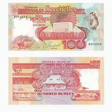 Seychelles - 100 Rupias Billete-P. 35 (1989) Unc.