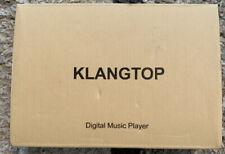 MP3 Player 8GB Bluetooth KLANTOP Digital Clip Music Player FM Radio Recorder