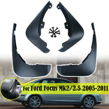 For Ford Focus 2 mk2 2005-2011 Mud flaps Splash Guards Mudguards Mudflaps Saloon