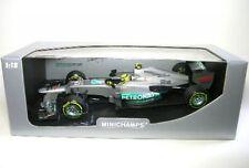 Mercedes AMG F1 W03 N° 8 N.Rosberg Formule 1 2012