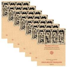 FRANCE 7 CARNETS CROIX-ROUGE N°2009, TIMBRES POSTE NEUFS DE 1960
