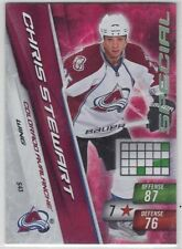 CHRIS STEWART COLORADO AVALANCHE 2010-11 ADRENALYN XL SPECIAL #S43