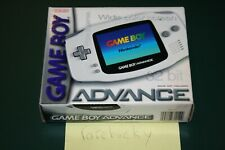 Nintendo Game Boy Advance Arctic White Console - NEW SEALED, NEAR-MINT, RARE