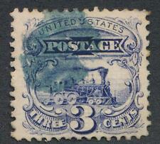 UNITED STATES 114 USED, VF 3c 1869, FRESH & CLEAN