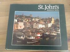 St. John's,  Sherman Hines