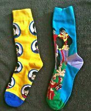 2 Pairs of Beatles Socks New