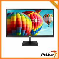 "NEW LG 27"" 27MK430H-B Full HD IPS LED Monitor FreeSync Wide screen HDMI VGA VESA"