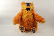 1999 Vintage Jim Henson Animated Plush Bear in The Big Blue House Tested WORKS