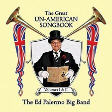 Ed Palermo Big Band - The Great Un-American Songbook, Vol. I And II [New CD] Exp