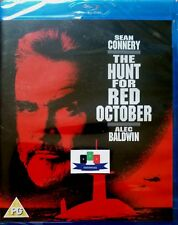 The Hunt For Red October (Sean Connery) Blu-Ray 2011 New And Sealed