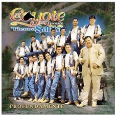 El Coyote, El Coyote Y Su Banda - Profundamente [New CD]