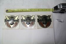"""50th Anniversary Harley 3"""" roung winged decal 1953 old vintage Panhead EPS19662"""