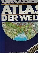 Grosser Atlas der Welt