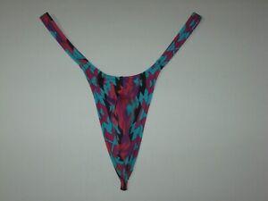 Men's Swim Mini Thong Hot&Sexy Size Large #0158