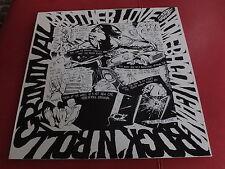 "BROTHER Love Rock 'n' roll Criminal LP + 7"" settembre Gurls 1996"