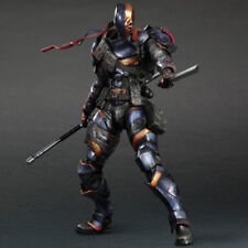 Play Arts KAI DC Comics Batman: Arkham Origins Deathstroke PVC Action Figure