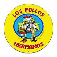 "BrBaPA-LPH Los Pollos Hermanos Breaking Bad//Better Call Saul TV Series 5/"" Patch"