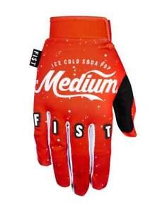 FIST Medium Boy - SODA POP Adult Gloves Mountain Bike BMX Scooter Freestyle