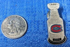 NHL MONTREAL CANADIENS 1993 STANLEY CUP PIN