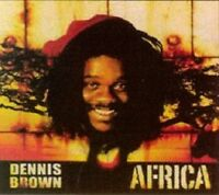 DENNIS BROWN - AFRICA  CD NEW!