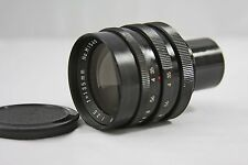 VINTAGE M42 SCREW MOUNT 135MM F3.5 MACRO COLIGON CAMERA LENS