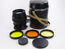 Brand new. Made in USSR, portrait Helios 40-2 1.5/85 M42. s/n 880224 Old stock.