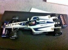 Williams Bmw FW22 J.Button n°10 1/43 2000 F1 Hotwheels Racing