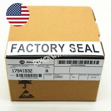 New Factory Sealed Allen-Bradley 1794-IB32 Flex I/O 24V DC SINK Input Module PLC