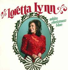 LORETTA LYNN - WHITE CHRISTMAS BLUE NEW CD