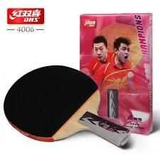 DHS 4-Star Table Tennis Racket PING PONG Paddle CS PenHold / SHORT Handle - 4006