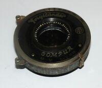 Voigtlander Anastigmat Skopar 4.5/10.5 cm Large Format lens COMPUR shutter
