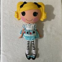 Lalaloopsy Alice In Wonderland 2009 MGA Large Doll Toy Figure Rare
