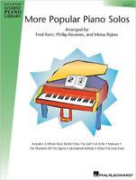 Hal Leonard Student Piano Library: More Popular Piano Solos - Level 4 (Hal Leona