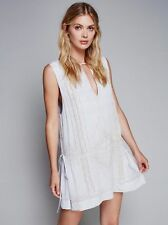Free People Love Story Mini Embellished Dress-S/P