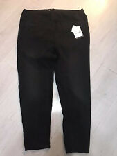 Blooming  Marvellous Black Denim Wall Skinny Maternity Pregnant Jeans Size 20